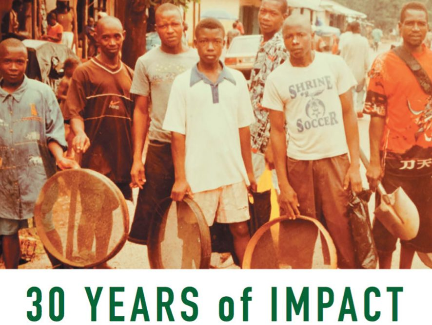 Celebrating 30 Years of Impact: 1986-2016