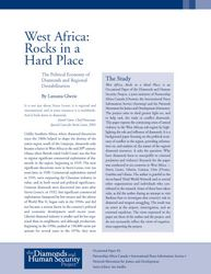 West Africa: Rocks in a Hard Place