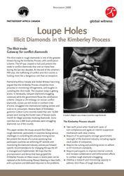 Loupe Holes