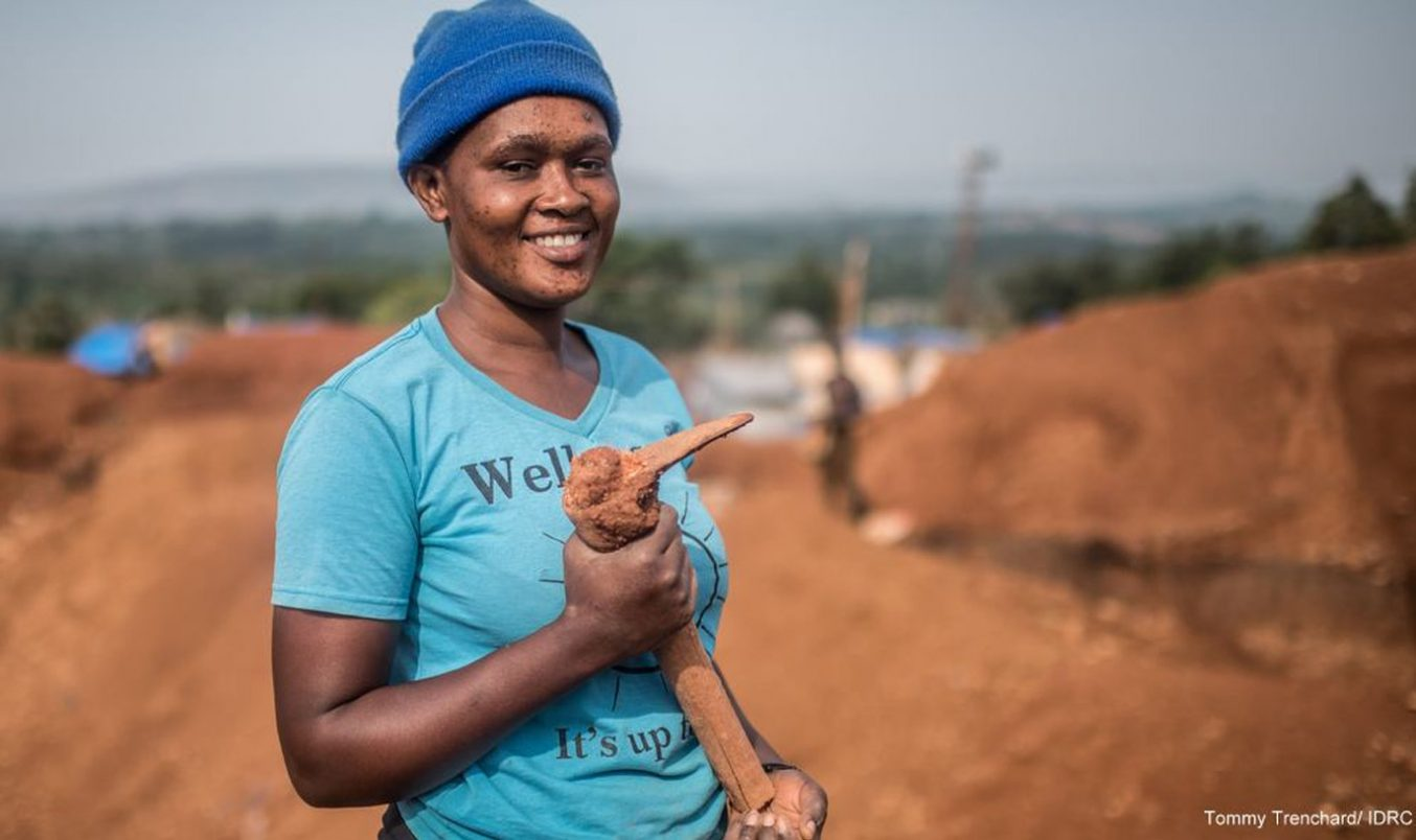Workshop Highlights New Research on Women in Rwanda's Artisanal Mining Sector
