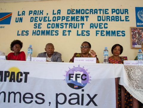 New Project Kicks-Off to Support Women Peacebuilders in Congo's Artisanal Mining Communities
