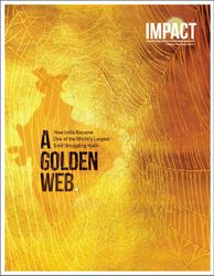 A Golden Web