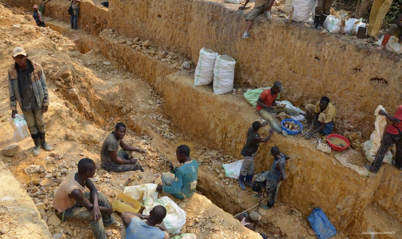 Emergency Action Needed for Vulnerable Artisanal & Small-Scale Mining Communities & Supply Chains