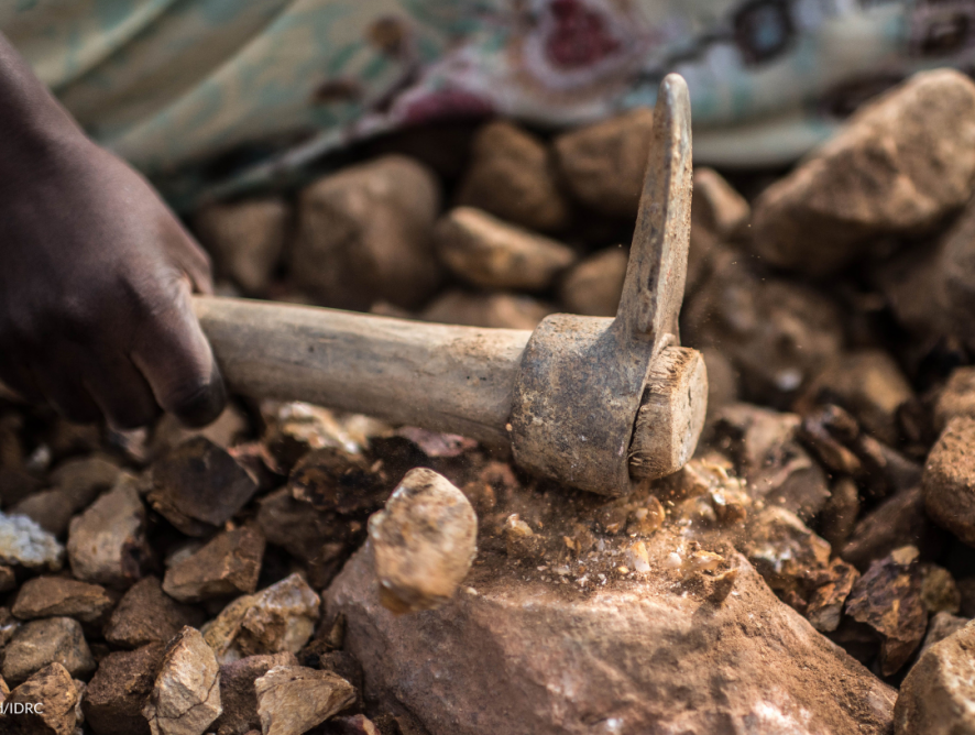 New Project Supports Women's Empowerment in Artisanal Mining